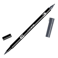 TOMBOW DUAL BRUSH PEN  COOL GRAY 10 N45 EACH1 PACK6