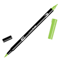 TOMBOW DUAL BRUSH PEN  WILLOW GREEN 173 EACH1 PACK6