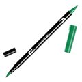 TOMBOW DUAL BRUSH PEN  SAP GREEN 245 EACH1 PACK6