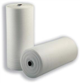 POLY FOAM WRAP ROLL 10MM THICKNESS 12M X 100M WHITE