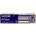 BROTHER PC402RF FAX REFILL ROLL PACK 2