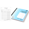 OLYMPIC 626 140877 INVOICE AND STATEMENT BOOK CARBON DUPLICATE 250 X 200MM 100 LEAF