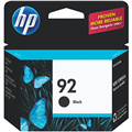 HP C9362WA NO 92 INK CARTRIDGE BLACK