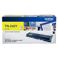 BROTHER TN240Y LASER TONER CARTRIDGE TN 240 YELLOW