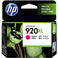 HP CD973AA NO 920XL INK CARTRIDGE 920XL MAGENTA