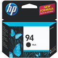 HP C8765WA NO 94 INK CARTRIDGE 11ML BLACK