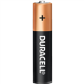 DURACELL MN2400 ALKALINE BATTERY COPPERTOP AAA 24PK