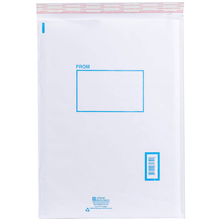 JIFFY LITE BUBBLEPAK MAILERS SIZE 4 241 X 343MM CARTON 100